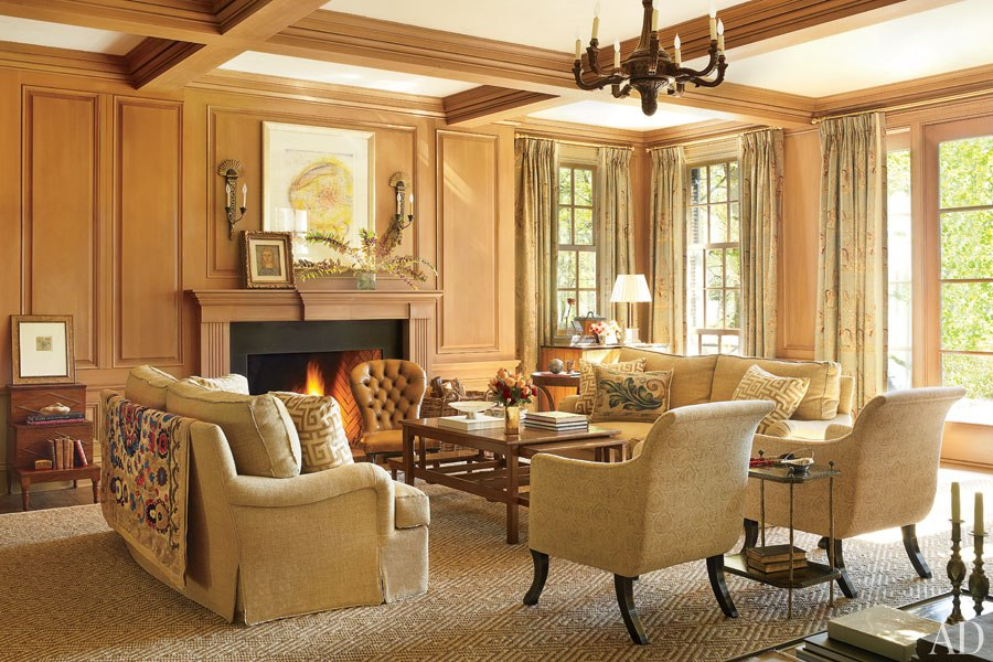 New Home Interior Design: A Gracious, Southern-Style Home in Tennessee