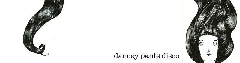 Dancey Pants Disco Art