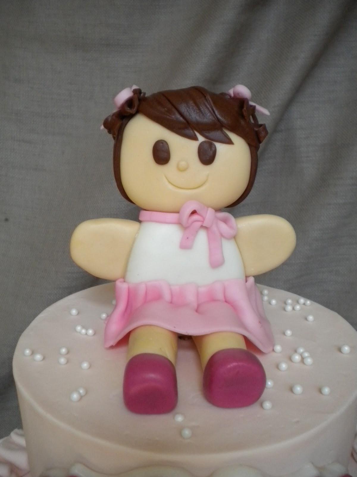 Flour Girl Designs Ruffles and a Rag Doll