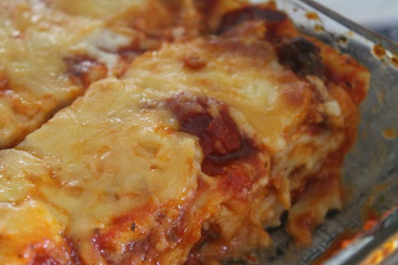 Lasagna Azie Kitchen