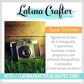 "Twist Mes de agosto 2017 ""Cámaras Fotográficas"""