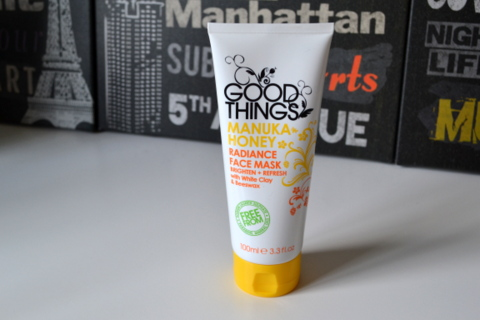 Good Things Manuka Honey Radiance Face Mask