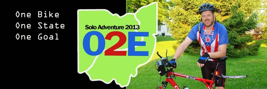 Jacks O2E Solo Adventure 2013