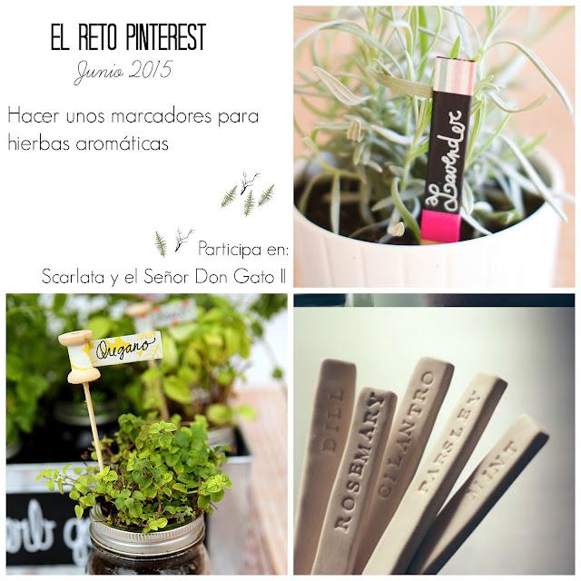 http://scarlatayelsenordongato.blogspot.com.es/2015/06/elretopinterest-diy-plant-marks.html
