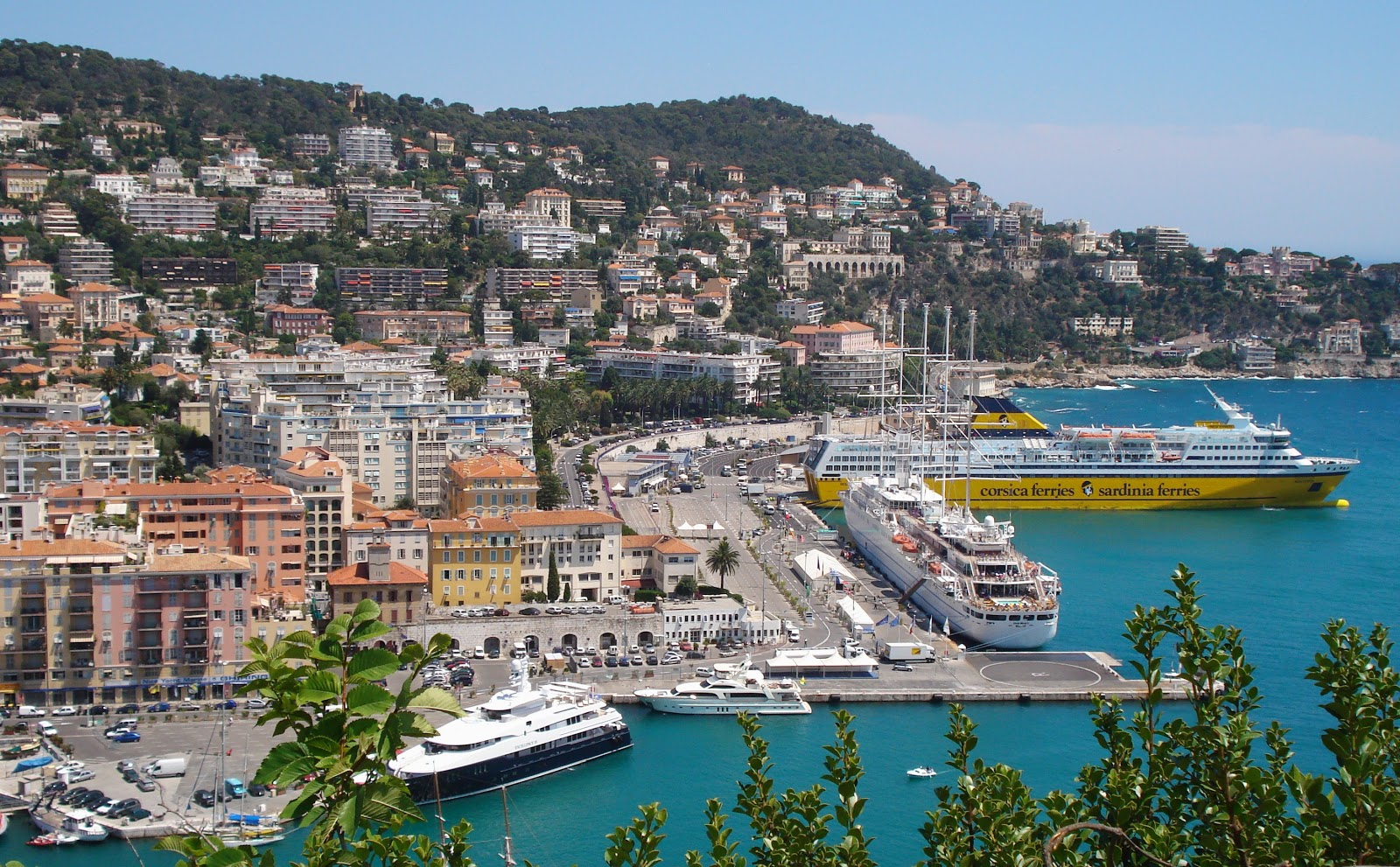 TOP WORLD TRAVEL DESTINATIONS Nice France