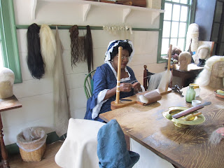 Colonial Williamsburg Wig Shop