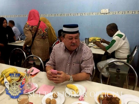 Inilah Sebab Kenapa Sultan Johor Disayangi Rakyat