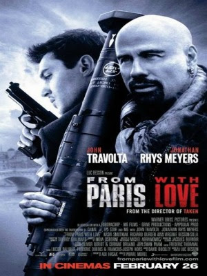 Paris Rực Lửa | From Paris With Love (2010)