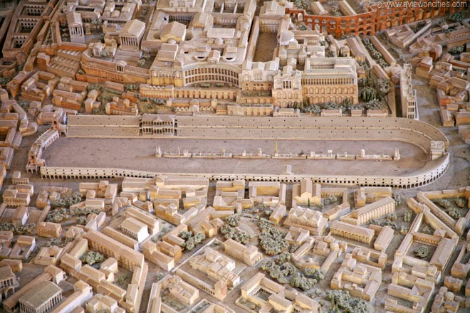 Scale-model-Circus-Maximus