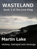 Wasteland.  Book 2 in The Lost King series