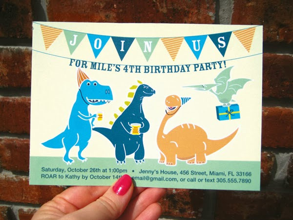 dinosaur party invitation, etsy dinosaur party invitation, dinosaur invites, digital printable dinosaur party, dinosaur birthday party