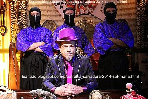 PATRULHA SALVADORA 2014 Dia 26 Julho Episódio 29 Assistir Capítulo Vídeo Ler Resumo Ver SÁBADO sbt