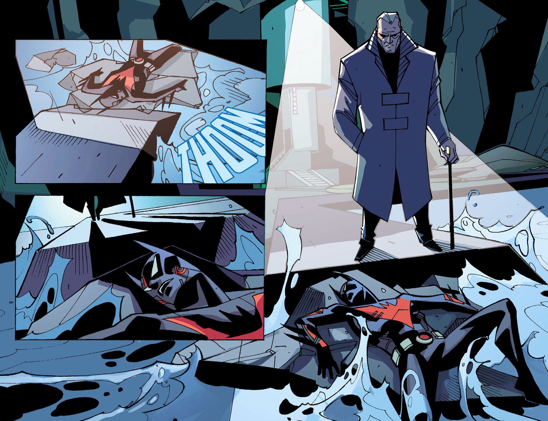 Batman Beyond 2.0 #6 #35 - English 18