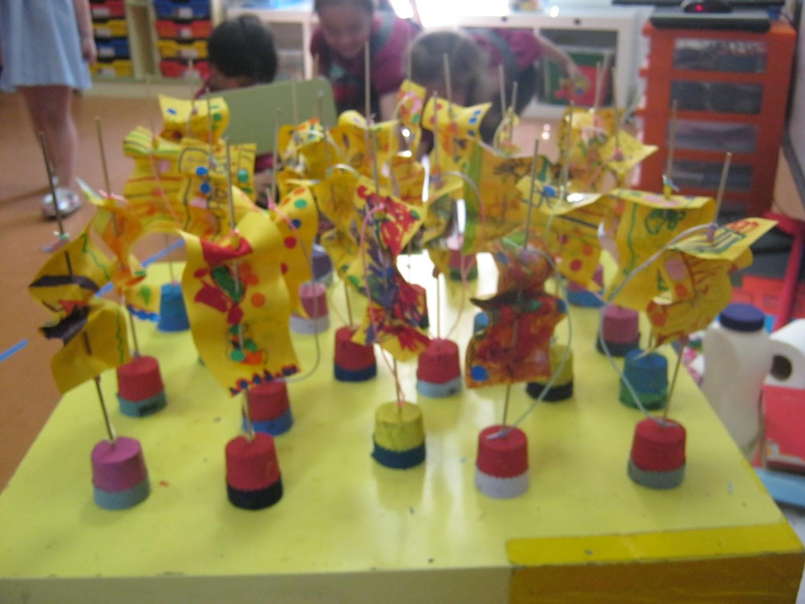Educacion Infantil Medios De Transporte Con Material De Desecho