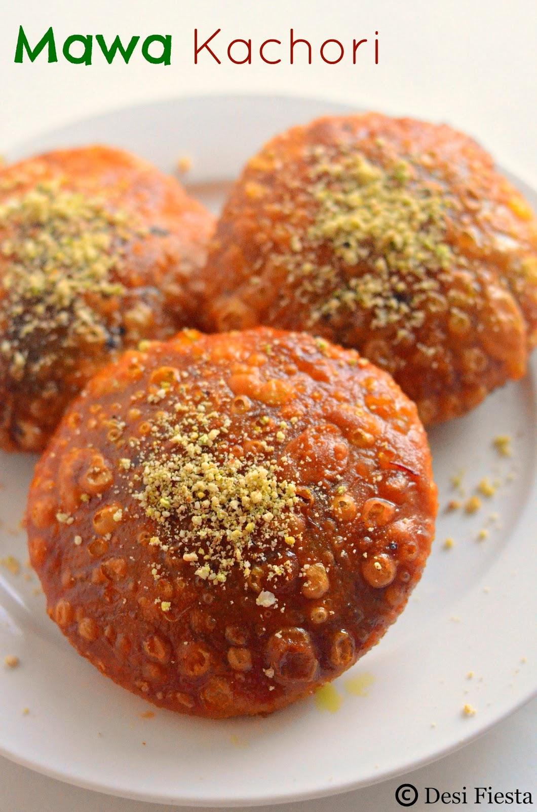 Kachori Recipes