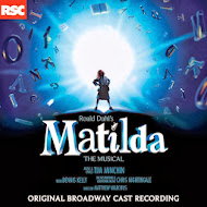 RECENT MEDIA REVIEW: CD: Matilda (Original Broadway Cast)