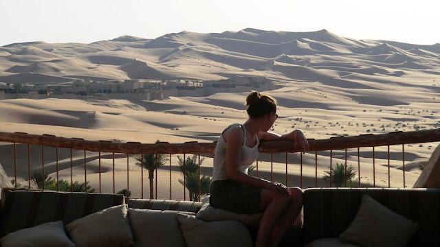 Liwa Oasis in Arab