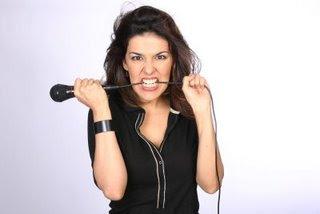 Comediante da semana: Marcela Leal