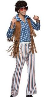 Johnny Bravo Costume for Adult