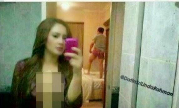 18 SX 5 GAMBAR Aksi Panas Datin Sri Linda Rahman Di Hotel Tersebar Siapakah Beliau