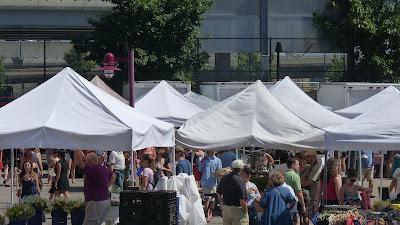 SoWa market, Boston