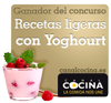 Premio Canal Cocina - Mejor Receta Lijera - CocinaConPoco.com