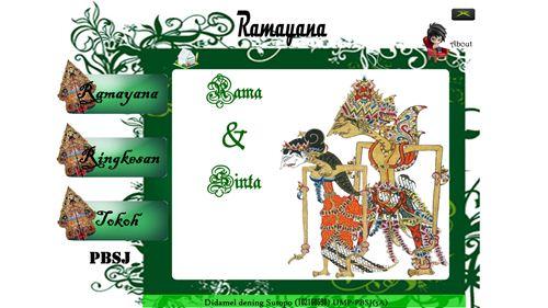 Wayang Ramayana Flash