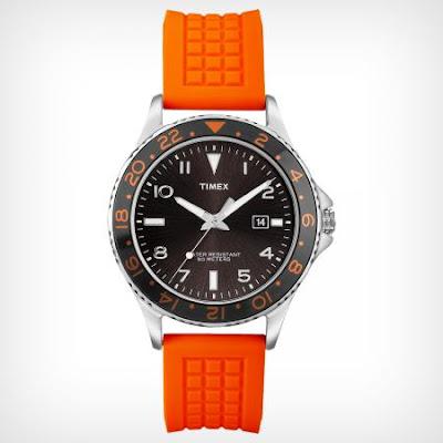 Zegarek męski w stylu sportowym Timex T2P031
