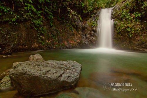 palaspas falls - tourist sites