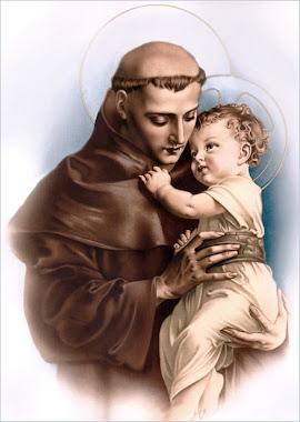 Santo Antônio, rogai por nós!