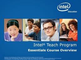 Intel Essentials - პროექტებით სწავლება