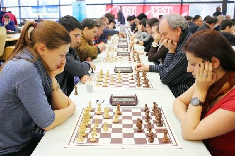 13e Festival d'échecs de Nancy © site officiel
