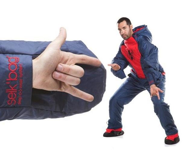 Wearable Marvel Sleeping Bags