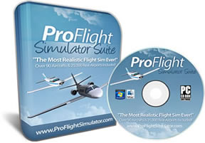 Pro Flight Simulator Suite. 120+ aircraft and 20,000+ real airports.