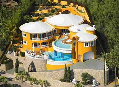 Model Rumah Mewah