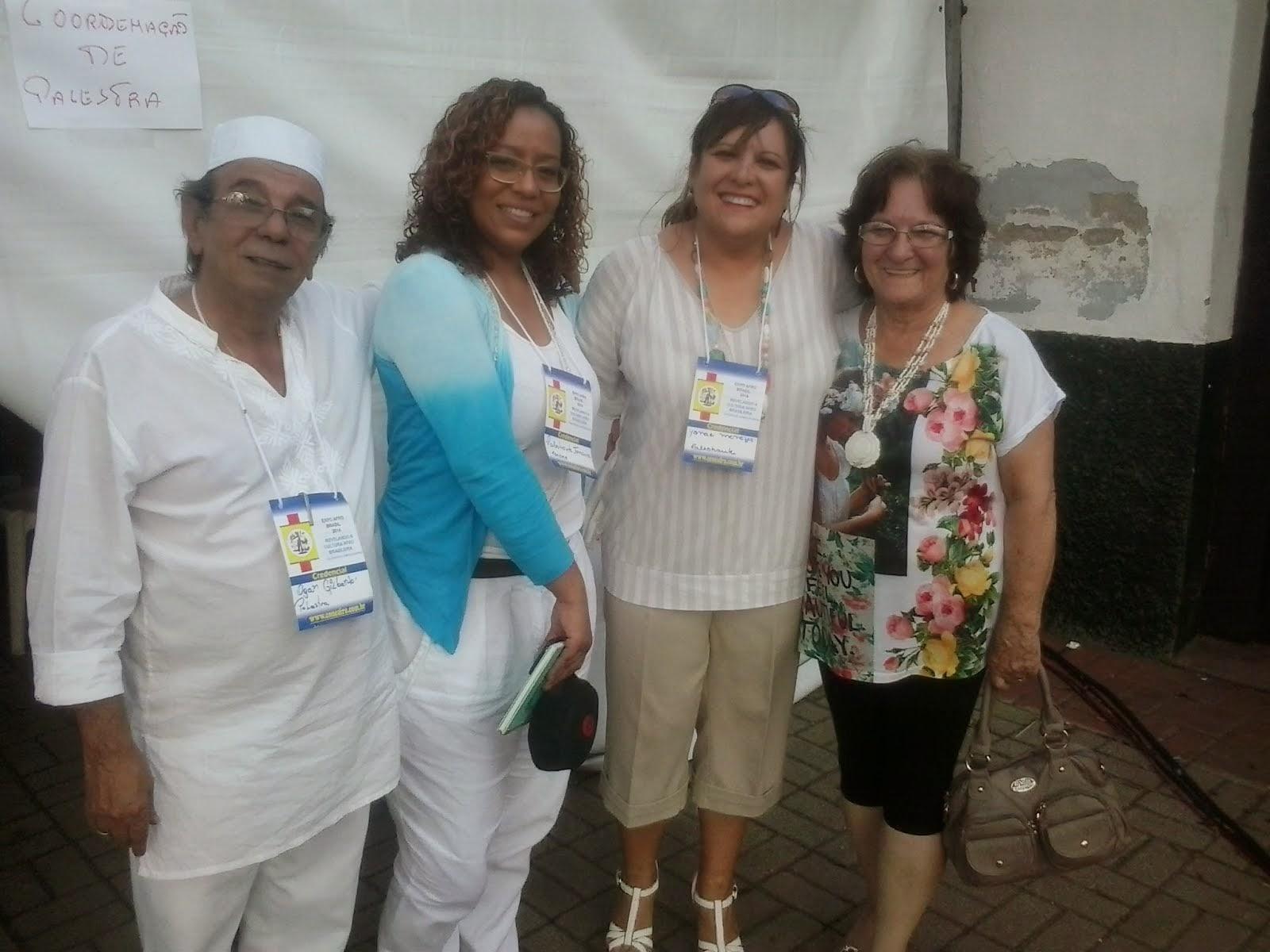 Congresso das Religiões Afro