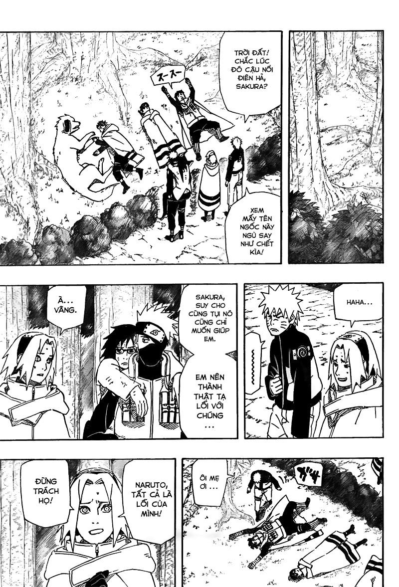 Naruto chap 488 Trang 3 - Mangak.info