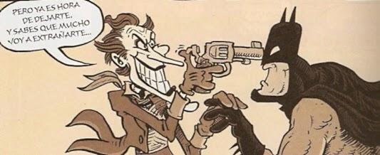 Joker tira de gatillo