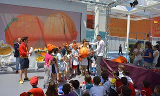 PRESENTATA ALL'EXPO 2015 L'ARANCIA ROSSA SICILIANA