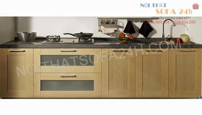 Tủ bếp TB008