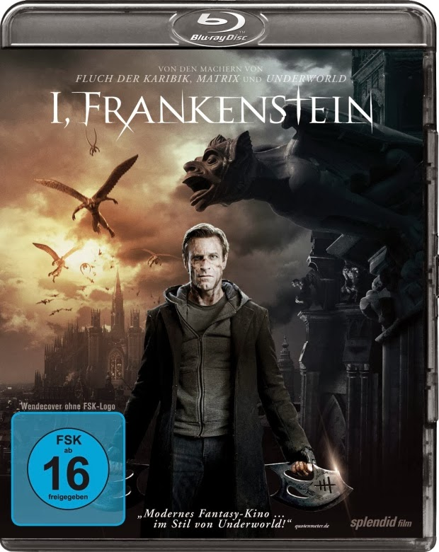 I, Frankenstein (2014) FullHD 1080p [HEVC - High Efficiency Video Coding] [US Video] ITA_ENG DTS+AC3 5.1 Subs MKV