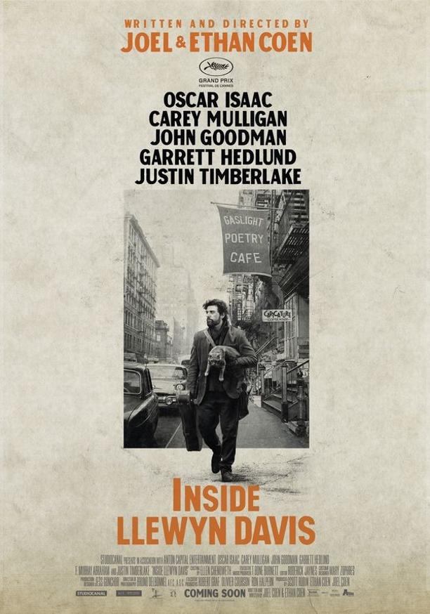 cinema, Oscar Isaac, Inside Llewyn Davis, A proposito di Davis, musica, folk