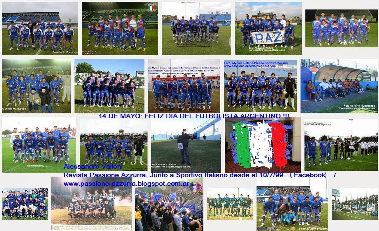 Dia Del Futbolista
