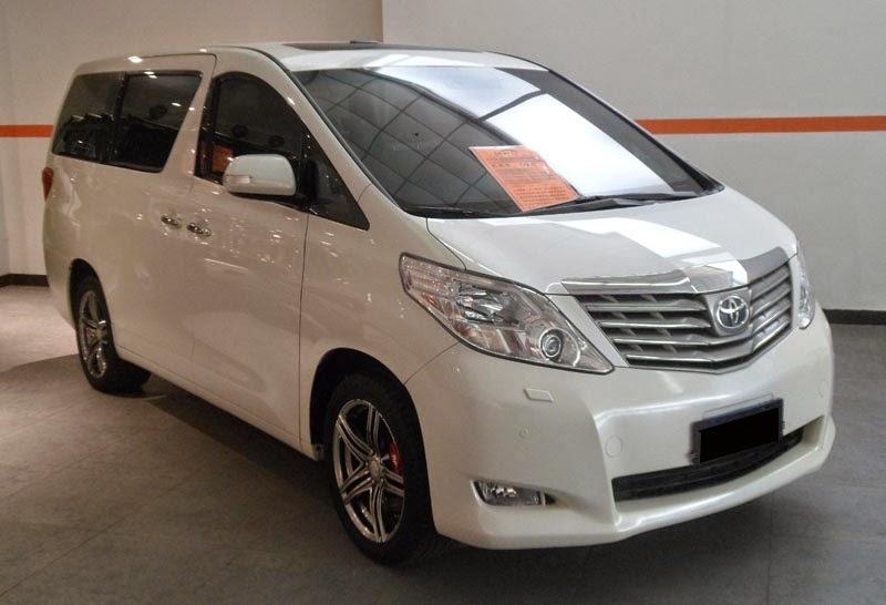 modifikasi mobil toyota alphard 2012