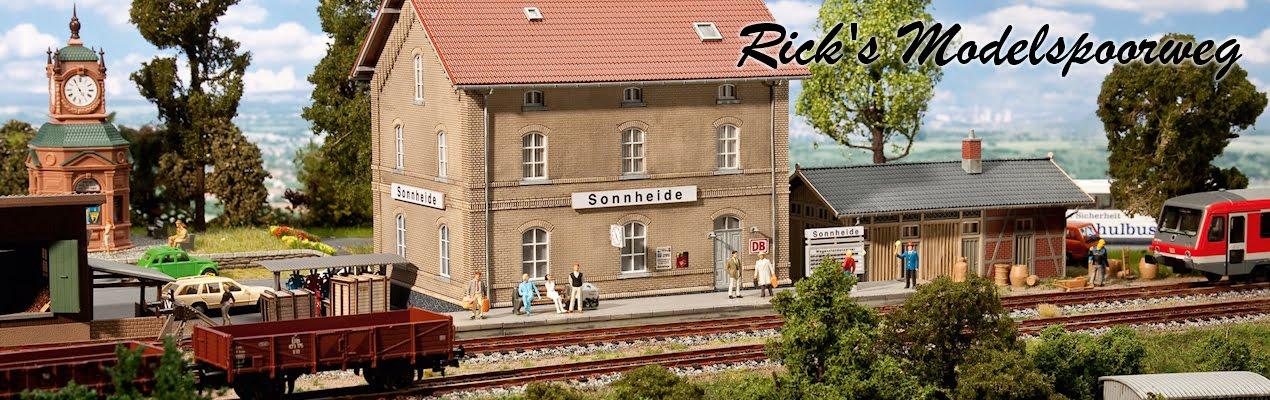 Rick's modelspoorweg