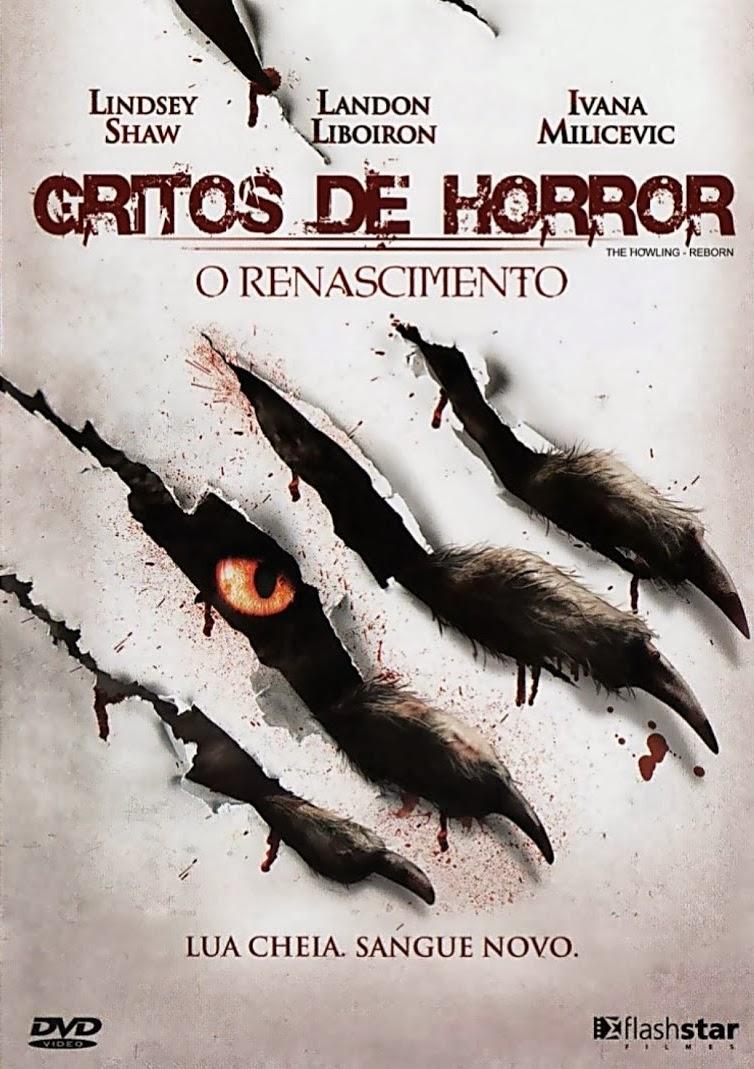 Gritos de Horror: O Renascimento – Dublado (2011)