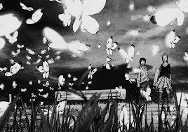 Una de mis imágenes favoritas de Nijigahara Holograph - Inio Asano