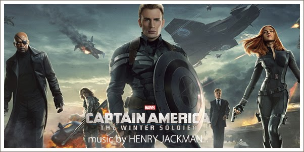 Captain America: The Winter Soldier (Soundtrack) by Henry Jackman - Review