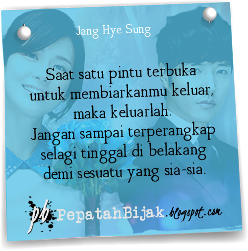 Kutipan Drama Quote I Hear Your Voice