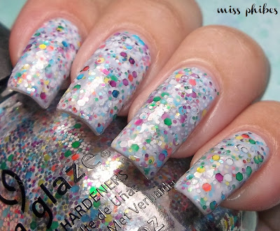 China Glaze It´s a Trap-eze